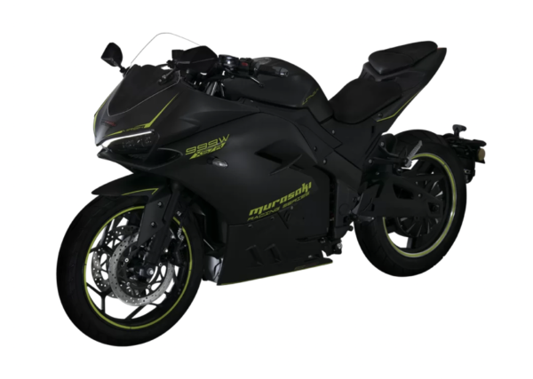 MOTOCICLETA ELECTRICA LITHIUM ION 72V50AH XS7 RACING