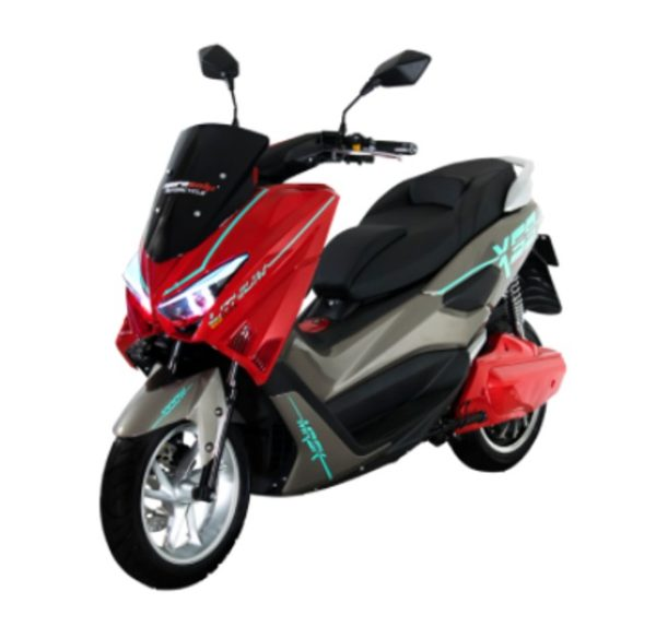 MOTO ELECTRICA XS9 - LITHIUM-ION 72V50AH EXTREME COMFORT SERIES